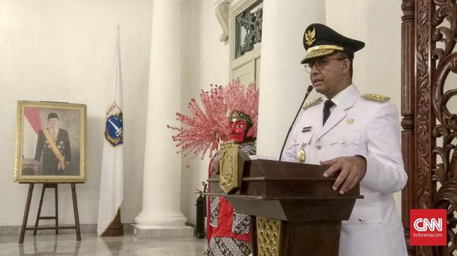 Gubernur DKI Jakarta Anies Baswedan berharap rotasi jabatan meningkatkan kemampuan dan kepemimpinan para pejabat di lingkungan Pemprov DKI.