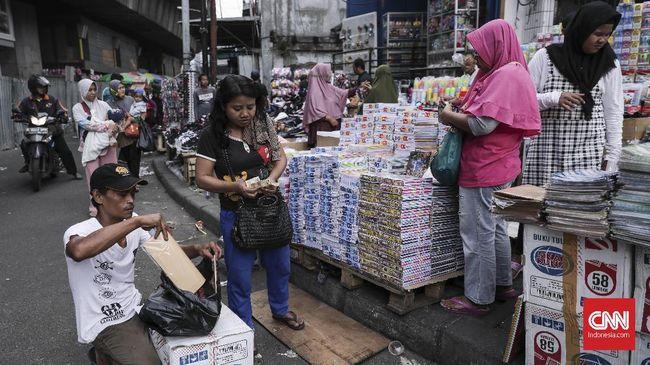 Kepala BPS Suhariyanto mengungkap belum ada dampak signifikan virus corona pada kinerja perdagangan Januari 2020.