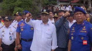 VIDEO: Menhub Perintahkan KNKT Selidiki Kecelakaan KM Lestari