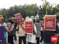Aksi di Balkot Desak Anies Hentikan Rencana Aksi PA 212 Besok