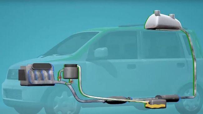Limbah Plastik Jadi Energi Mobil ala Mahasiswa Indonesia