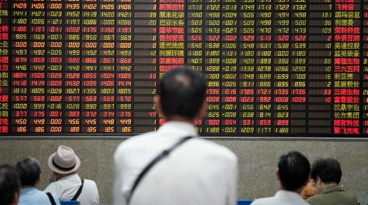 Damai Dagang AS-China Tak Jelas, Shanghai dan Hangseng Galau - Rifan Financindo