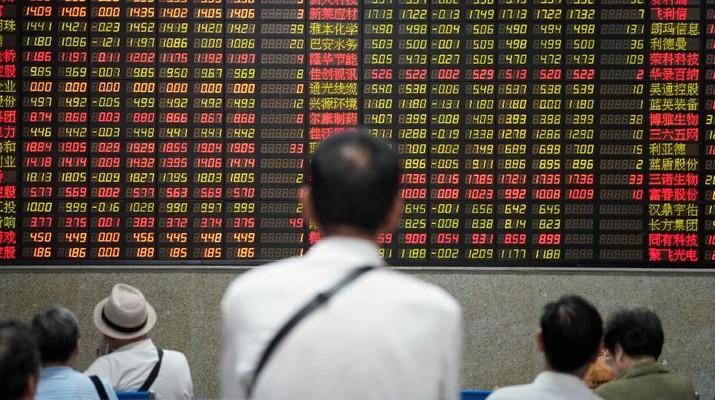 Kesepakatan Dagang Batal Diteken, Bursa Saham Asia Terkoreksi - PT Rifan Financindo Berjangka