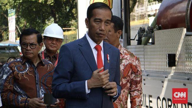 Presiden Joko Widodo diagendakan meresmikan kawasan Studio Alam Sultan Agung di Desa Gemplong Moyudan Kabupaten Sleman, Yogyakarta.
