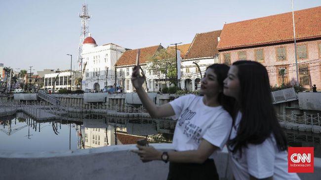 Kota-kota tua peninggalan Belanda kini menjadi objek wisata yang menarik dikunjungi.