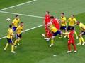 Inggris Raih Predikat 'Si Raja Korner' di Piala Dunia 2018