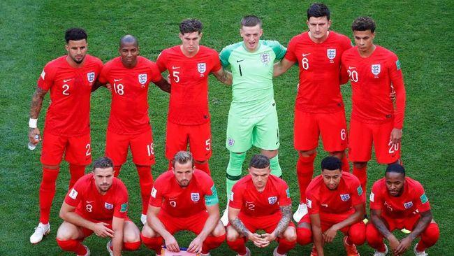 Timnas Kroasia akan berhadapan dengan Inggris di babak semifinal Piala Dunia 2018 di Stadion Luzhniki, Rusia, Kamis (12/7) pukul 01.00 WIB.