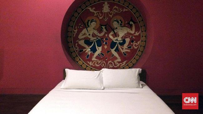 Hotel sarat seni dan sejarah ini juga menjadi pilihan Megawati Soekarnoputri untuk bermalam di kota Malang.