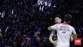 5 Fakta Menarik Kevin/Marcus Juara Indonesia Open 2018