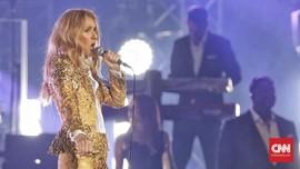 Corona, Celine Dion Umumkan Tanggal Baru Tur Eropa