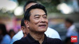 Moeldoko Tegaskan Jokowi Tak Berniat Temui Rizieq di Saudi