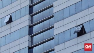 Tidak Mungkin Pasang Kaca Film Antipeluru di Gedung DPR