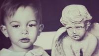 <p>Saat masih kecil, Hailey Baldwin seperti anak laki-laki ya? (Foto: Instagram @haileybaldwin)</p>