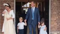 <p>Rambut Putri Charlotte juga lebih rapi dengan bando yang dipakainya. (Foto: Getty Images)<br /><br /></p>
