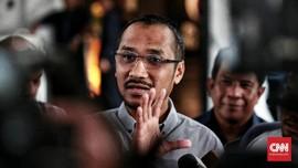 Abraham Samad Curiga Ada Skenario di Balik TWK KPK