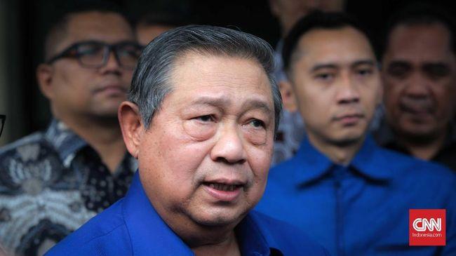 Ketua Umum Partai Demokrat Susilo Bambang Yudhoyono mengatakan sudah ada praduga di masyarakat bahwa uang Jiwasraya mengalir untuk dana Pemilu 2019.