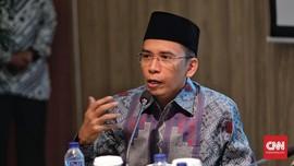 TGB: Jangan Jadikan Khotbah Jumat Buat Kepentingan Politik
