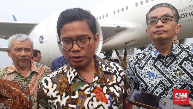 Semester I, Rugi Garuda Indonesia Diproyeksi Susut 30 Persen