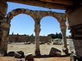 FOTO: Reruntuhan Kota Umayyad di Lebanon