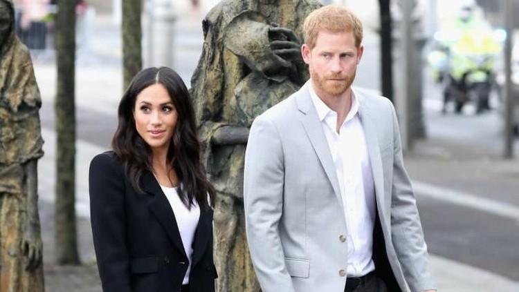 Setiap orang punya pandangan masing-masing tentang memiliki anak, begitu juga pasangan Pangeran Harry dan Meghan Markle.