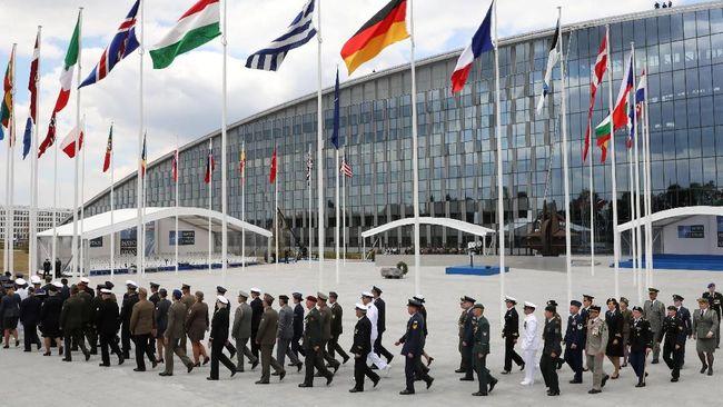 NATO bakal melakukan pertemuan dengan Ukraina pekan depan. Pertemuan akan membahas perselihan antara Ukraina dan Rusia di Laut Hitam.