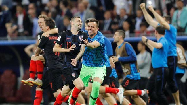 Kroasia menjadi pendatang baru di partai final Piala Dunia setelah berhasil menembus laga puncak di Rusia 2018 dengan mengalahkan Inggris.