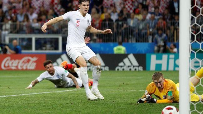 Timnas Inggris gagal lolos ke final Piala Dunia 2018. Berikut deretan meme kocak yang hadir setelah laga selesai.