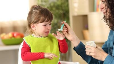 Tips Buat Bunda Bagaimana Menyiasati Anak Susah Makan