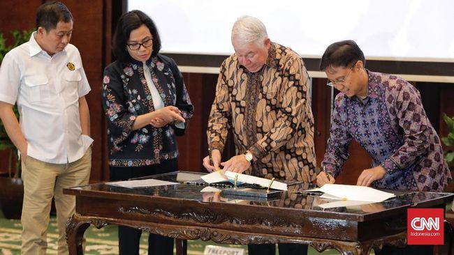 Kementerian BUMN memberikan waktu 60 hari kepada Freeport-McMoran, Rio Tinto, dan Inalum untuk menyelesaikan divestasi PT Freeport Indonesia.