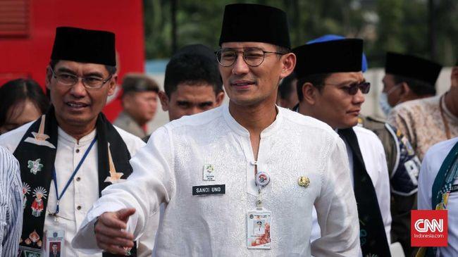 Sandiaga Uno mengatakan Ketua Umum Gerindra Prabowo Subianto akan bertemu dengan Puan Maharani, Selasa (17/7). Sandi tak menyebut lokasi pertemuan.