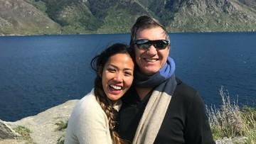 Manisnya 8 Tahun Pernikahan Penyanyi Shanty dan Sebastian