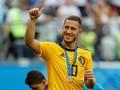 Eden Hazard, Kapten yang Tetap Berjuang di Laga Hiburan