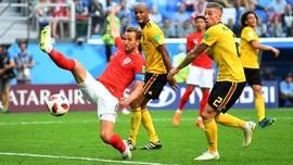 Harry Kane Tetap Berharap Jadi Top Skor Piala Dunia 2018