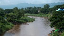 Bendungan di Myanmar Rusak, Lebih dari 5.000 Warga Mengungsi