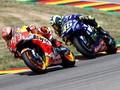 Yamaha Disebut Bakal Geser Rossi Demi Marquez