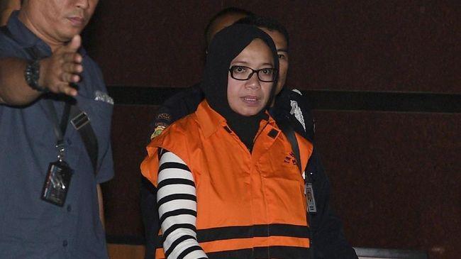 Ketua DPR sekaligus politikus Partai Golkar Bambang Soesatyo menepis tudingan soal keterkaitan partai beringin dengan dugaan suap yang dilakuan Eni Saragih.