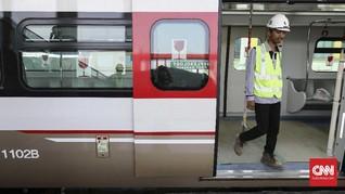 LRT Jakarta soal Isu Pemangkasan Subsidi: Mudah-mudahan Hoaks