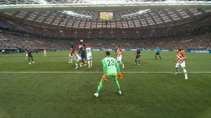 VIDEO: Gol Bunuh Diri Mandzukic Bawa Prancis Unggul di Final