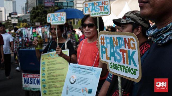 Beberapa bank telah memberikan pembiayaan US$1,7 triliun kepada 40 perusahaan plastik tanpa memberlakukan persyaratan apa pun untuk mengatasi polusi plastik.