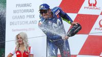 Permalink to Finis Kedua di MotoGP Jerman, Rossi pun Bisa Liburan dengan Tenang