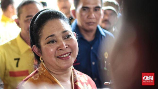 Titiek Soeharto menyayangkan penyitaan aset Yayasan Supersemar di kala pemerintah belum bisa memenuhi kebutuhan pendidikan semua orang.