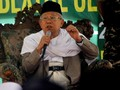 Maruf Amin Akan Luruskan MUI Sumbar soal Islam Nusantara