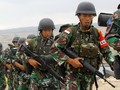TNI Gandeng Aparat Malaysia Patroli Amankan Perbatasan