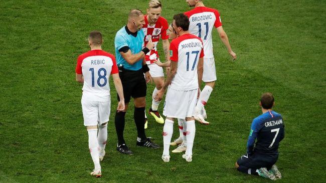 Pelatih timnas Kroasia, Zlatko Dalic menilai timnya kalah ketika memainkan laga terbaik di Piala Dunia 2018.