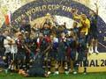 FOTO: Momen Sepak Bola Internasional 2018