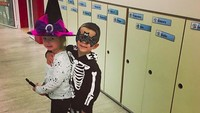 <p>Hai Bunda, ini Leonardo dan Manuela. Mereka adalah anak gelandang timnas Kroasia Ivan Perisic dengan Josipa Perisic. (Foto: Instagram/ @joop8)</p>