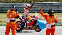 Permalink to Serba 9 dari Marc Marquez di MotoGP Jerman