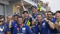 Permalink to Rossi: Orang-Orang Yamaha Kabur Gara-gara Aku Terus Mengeluh