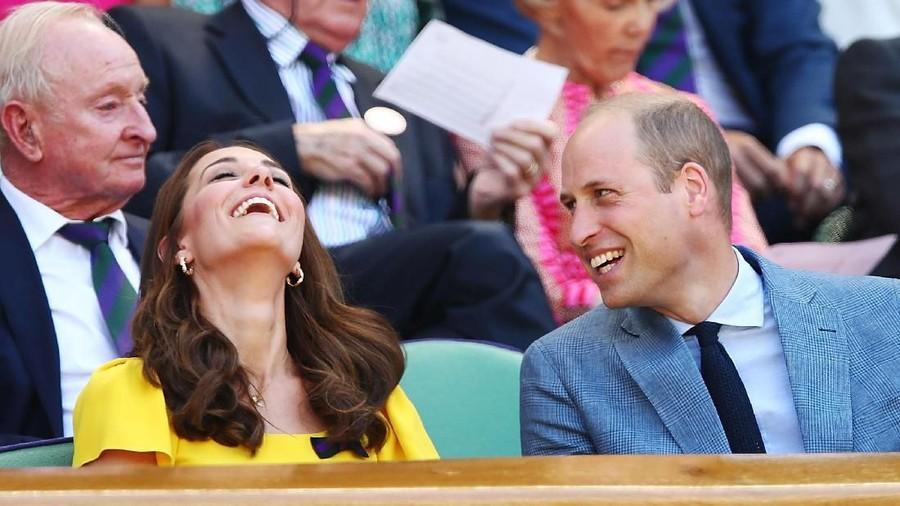 Begini Quality Time ala Kate Middleton dan Pangeran William