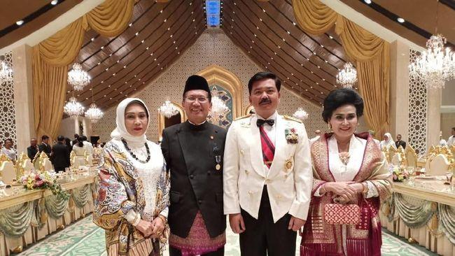 Dubes RI untuk Brunei Darussalam menilai pemberian bintang kehormatan kepada Panglima TNI dari Sultan menunjukkan kuatnya hubungan pertahanan.